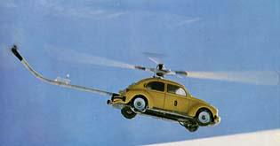 """""""Das verrückteste Auto der Welt"""" DE 1974/75"""