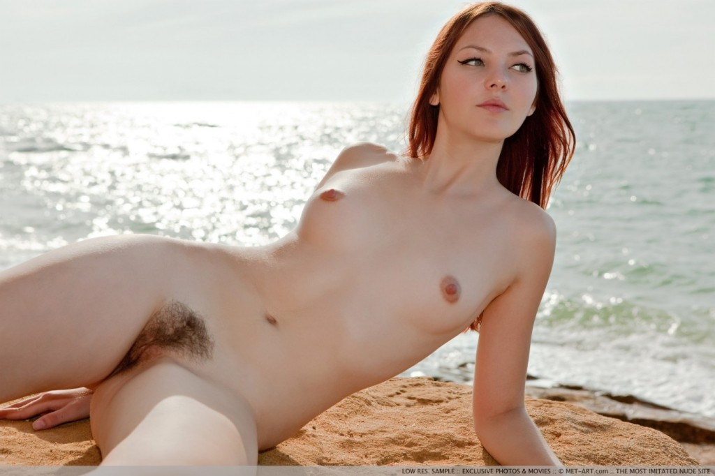 Hairy-Pale-Teen-Redhead-Babe-with-Plump-Pussy-from-Met-Art-17